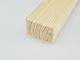 Gyalult fa négyszögléc - fa barkácsléc, skandináv fenyőből (20x30mm)