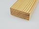 Gyalult fa négyszögléc - fa barkácsléc, skandináv fenyőből (20x45mm)