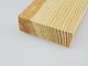Gyalult fa négyszögléc - fa barkácsléc, skandináv fenyőből (20x60mm)