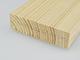 Gyalult fa négyszögléc - fa barkácsléc, skandináv fenyőből (20x70mm)