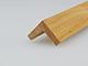 Fa élvédő - gyalult fa kalapléc skandináv fenyőből (20x20mm)