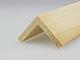 Fa élvédő - gyalult fa kalapléc skandináv fenyőből (35x35mm)