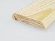 Fa díszléc: 2 oldalán lekerekített, fa díszítőléc, gyalult skandináv fenyőből (10x50mm)