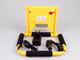 Elmark Akkus LED reflektor, munkalámpa (10W/110°) természetes fehér (sárga)