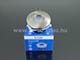 V-TAC Kör alakú spot lámpatest (361), fix, mattkróm, fürdőszobai