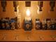 V-TAC LED lámpa E27 Filament (8W/300°) Körte - meleg fehér
