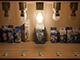 V-TAC LED lámpa E27 Filament (8W/300°) Körte - természetes f.