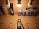 E14 LED lámpa (4W/180°) Kisgömb - meleg fehér