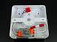V-TAC CR80 LED panel (négyzet, oldalvilágítós) 6+2W - természetes fényű