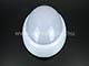 V-TAC Dome-O IP54 kültéri LED lámpa - fehér (12W) 4500K