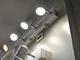 V-TAC Avidea mennyezeti-oldalfali GU10 lámpatest, fehér, 2-es