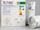 V-TAC Sínes COB LED lámpa (3F) - 15W (24°) meleg fehér (VT) 5év!