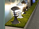 V-TAC Bolive Lawn kültéri álló lámpa - 40 cm (E27) fehér