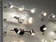 V-TAC R-Duo mennyezeti spot LED lámpatest (2x6W) fehér, természetes f.