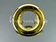Kanlux Álmennyezeti spot lámpatest Argus 00300 arany