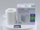 V-TAC Gipsz G9 falon kívüli lámpatest (ovális), fehér