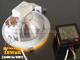 LED mélysugárzó (190 mm) 18W (kerek) meleg fehér