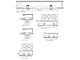 Kanlux Beépíthető dupla spot lámpatest SEIDY CT-DTL250 négyzet, fehér