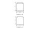 Kanlux Falra szerelhető spot lámpatest Sonor, szögl. (12 Volt, AR111)