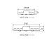 Kanlux Utólagosan beépíthető 230V MOD LED modul (20 W/170°) - 4000K