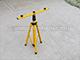 V-TAC - Tripod-Y Háromlábú állvány két LED reflektorhoz - sárga
