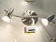 Kanlux Moli spot lámpacsalád, 1-es spot