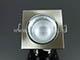 Kanlux Beépíthető spot lámpatest Tosa szürke (GY6.35/35W) - Utolsó