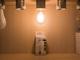 V-TAC E27 LED izzó Retro filament (4W/300°) Körte - meleg fehér