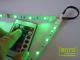 ANRO LED GTLED forrasztásmentes sarokelem RGB LED szalaghoz