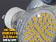 Kanlux LED lámpa GU10 (3.3W/120°) hideg fehér KL