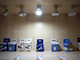 Kanlux LED lámpa GU10 (2W/120°) hideg fehér MR11