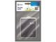 EMOS Kültéri fali kapcsoló, IP54, szürke-fekete