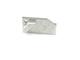 Lumines Type-I6 Végzáró üveglap szorító alu profilhoz - függesztéshez - bal oldali