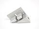 Lumines Type-I6 Végzáró üveglap szorító alu profilhoz - polc készítéshez - jobb oldali