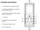 EMOS Lézeres távolságmérő (40 méteres)