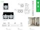 Kanlux MERIL DLP-250 beépíthető spot lámpatest, téglalap, alu, 2xGU10