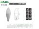 Kanlux LED lámpa E14 (8W/210°) Gyertya - meleg fehér Mio LED