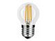 MODEE LED lámpa E27 Filament (4W/360°) Kisgömb - term. f., átlátszó