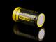 Nitecore NL166 Li-ion akkumulátor (CR123/16340 méret) 650 mAh