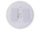 EMOS - Nyomógombos, elemes COB LED lámpa