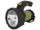 EMOS Akkumulátoros LED munkalámpa (5W CREE+1.5W COB) fekete