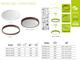 Kanlux SANVI falon kívüli LED lámpatest (21W) meleg fehér