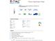 V-TAC E14 LED lámpa (5.5W/200°) Gyertya láng - hideg fehér, PRO Samsung