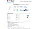 V-TAC E14 LED izzó Retro filament (4W/300°) Gyertya - meleg fehér, PRO Samsung