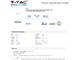 V-TAC Ledes design csillár (30W) - meleg fényű, dimmelhető, fehér