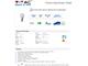 V-TAC LED lámpa E14 (7W/180°) PRO - természetes fehér, Samsung