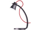 EMOS - GEORGE asztali LED lámpa (2.4W) fekete-piros, term. f.
