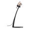 EMOS - GLORY asztali LED lámpa (4.5W) fekete-pezsgő, term. f.