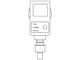 EMOS LED fényfüzér (3.6W/120 LED) CW+WW, időzítős, IP44