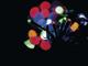 EMOS LED fényfüzér (6W/100 LED) Multicolor, beltéri